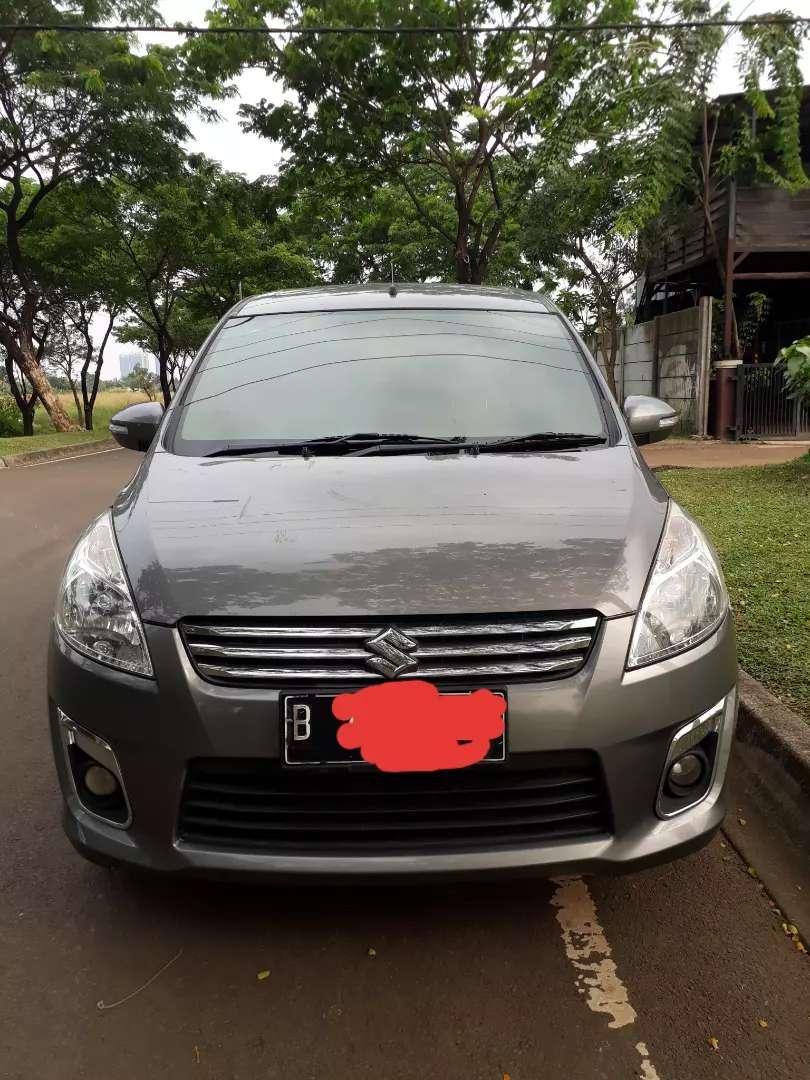 Suzuki Ertiga GX AT 2015 BU 0