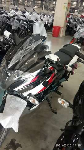 Pulsar varients with low down payment