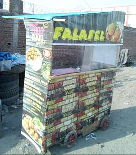 For sale only 3500 Fast Food Food Cart