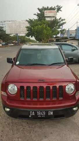 Jeep patriot 4x4 2013