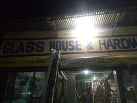 Salesman for Hardware Shop