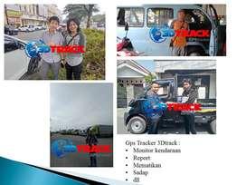 GPS TRACKER MONITORING KENDARAAN + PASANG*3DTRACK