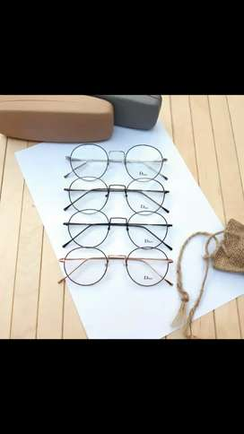 kacamata minus dan antiradiasi
