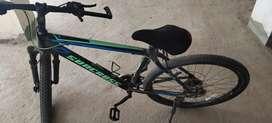Sun cross bicycle
