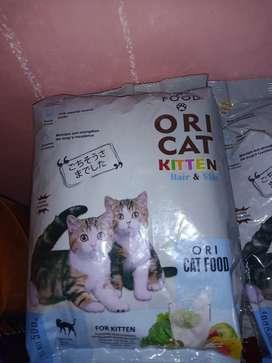 MAKANAN KUCING ORI CAT ADULT
