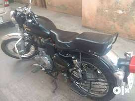 Well maintained, very less driven Bullet Electra bike for sale,