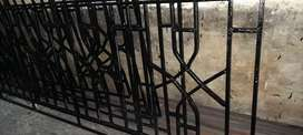 Iron Grill, Shutter, collapsible gates, Structures and etc