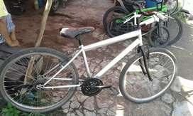 Sepeda cowo ukuran 24  siap pakai kdd yg rusak langsung gois