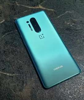 One plus 8 pro available for sale in warranty all accessories