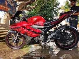 Yamaha R 15 2012 1st owner