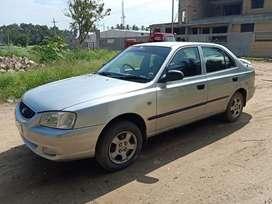 Hyundai Accent, 2001, Diesel