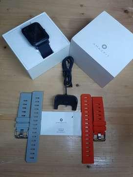 Amazfit BIP digital watch smartwatch