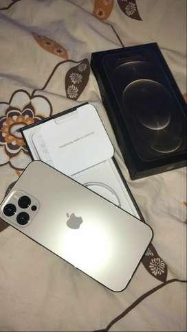iPhone 12 Pro Max 256Gb Gold Bill Box n All Access In Warranty