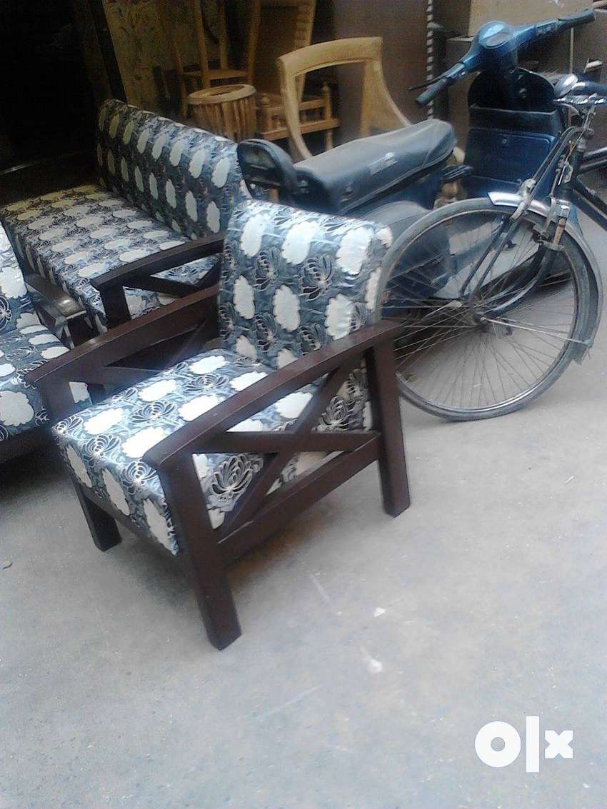 New Wooden Sofa 0