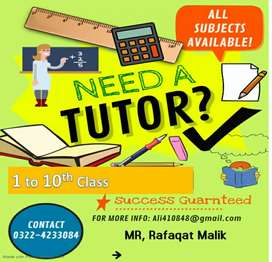 Home Tuition Services