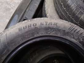 Euro Star General Tyres (Four)