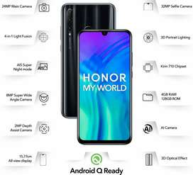 Honor 20i BLACK, 4GB RAM /128 GB ROM