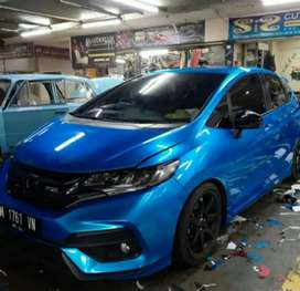 Wrapping Sticker Stiker Polet decal Bandung