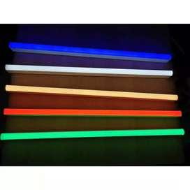 Lampu TL Neon T5 Led Berbagai Macam Warna & Watt
