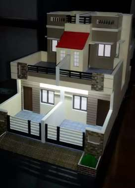 Duplex only in 12 lakhs