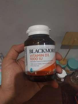 Blackmores vitamin d3 1000IU asli Australia