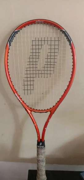 Dijual raket tenis PRINCE seri pro TI 100 bagus