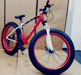 BMW X9 Fat Tyre Cycle