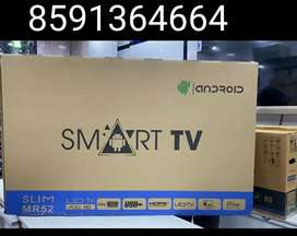 New 40 inch android TV with 1 year warranty