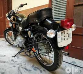 Single hand used bullet no single scratch 8500km genuin run with rcord