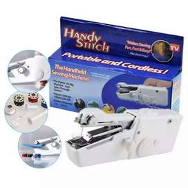 Handy Stitch Mini Hand Sewing Machine – White