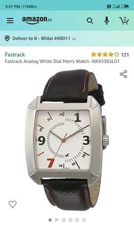 Watch for men FastTrack