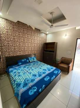 Furnish rooms available in model town for boys and girls