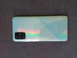 Samsung A71 8gb ram 128gb rom