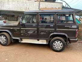 Mahindra Bolero ZLX BS III, 2013, Petrol