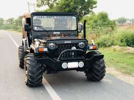 modified hunter jeeps in new looks