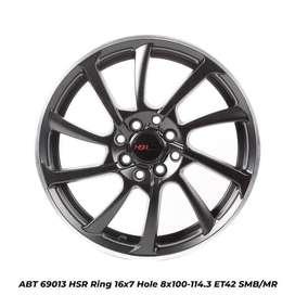 ABT 69013 HSR R16X7 H8X100-114,3 ET42