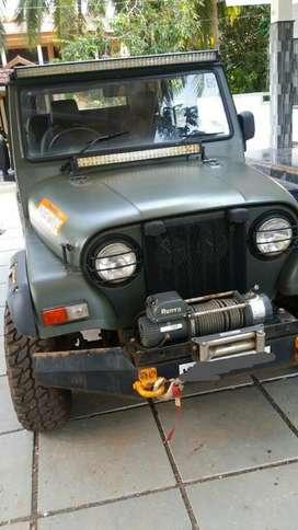 Mahindra Bolero DI 4WD BS III, 2001, Diesel