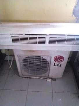 Jual Ac second merk LG 1/2 pk