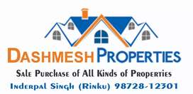 100y newly built house for sale Moti bagh pakhowal road