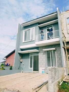 New Raden Cibinong 6 Rumah 2 Lantai