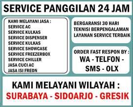 Service Showcase,Cuci Ac 1pk,Service Kulkas di JL Jepara Surabaya