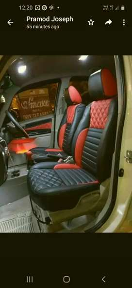 Car seat covers (tvm)