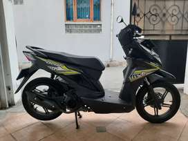 Honda beat cbs 2018/11 low km 10rb gress istimewa siap gas
