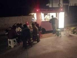 Food Trailer for Rent. Restaurant on wheels !!