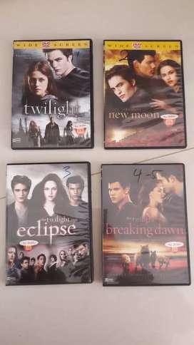 Dijual dvd original TWILIGHT