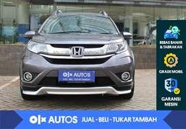 [OLX Autos] Honda BRV 1.5 Prestige A/T 2016 Abu - Abu