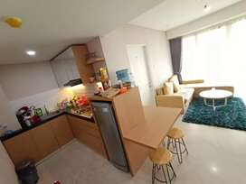 Disewa Apartemen Landmark Pajajaran 2BR 2KT Furnished Dkt Bandara Mall