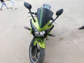 Cbr 150 very good cndition  with sport sound filter