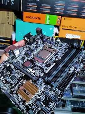Paket intel gen 6, Asus b150m + core i5 6400, Joss Gaming