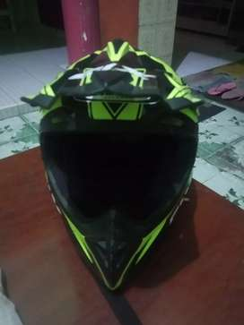 Helm GIX Cross.